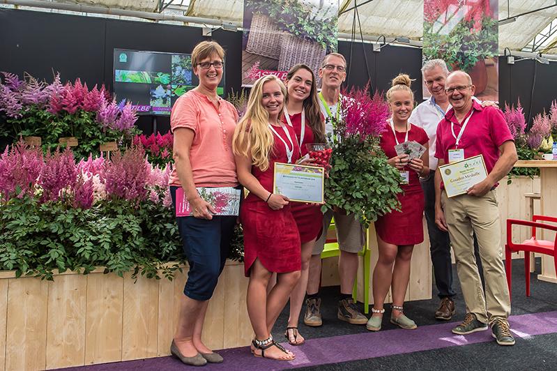 Gouden medaille beste noviteit Plantarium 2016