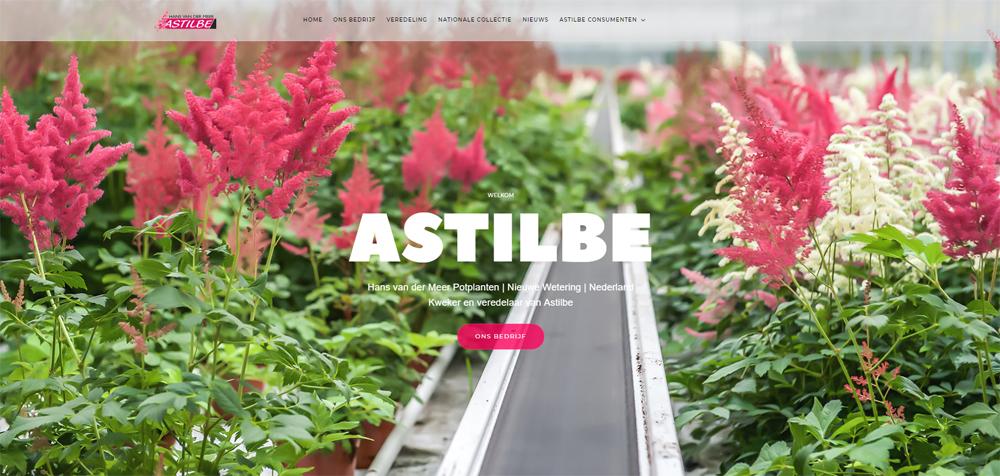 Nieuw seizoen – nieuwe website